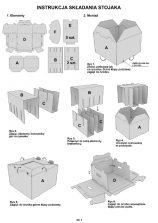 Instrukcja składania stojaka 1