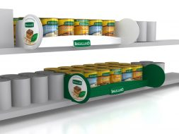 Shelf-stoper